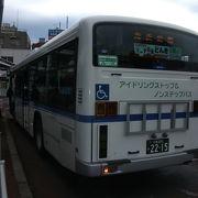 千葉のベイエリアの基幹バス