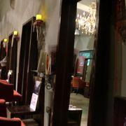 日本人経営の美容室