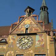 2011年 秋 Rathaus ULM ウルム市庁舎