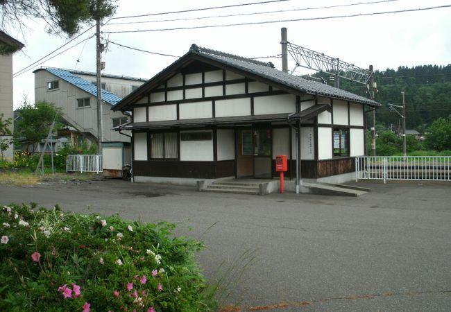 越後広田駅