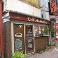 写真:Coffee house RUKIND