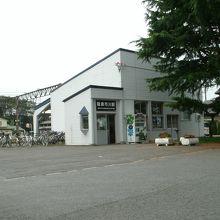 陸奥市川駅