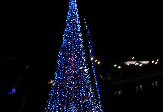小野市クリスマスイルミネーション
