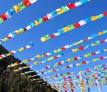 九寨溝渓谷の景観と歴史地域