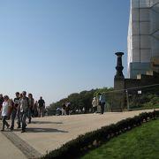 2011年 秋 Niederwald-Denkmal ニーダーヴァルト記念碑