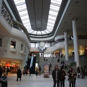 広島商工センターの一角にある、広島を代表する大型ショッピングセンター