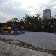天空の日本庭園