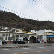 日生駅は小豆島への窓口