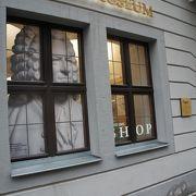 J.S.Bachの博物館はやはり見ておくべき