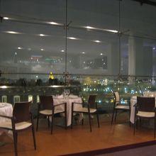 パリの眺めの良いレストラン
