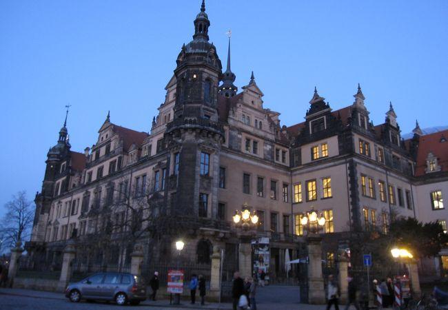 ドレスデン城 (レジデンツ宮殿)
