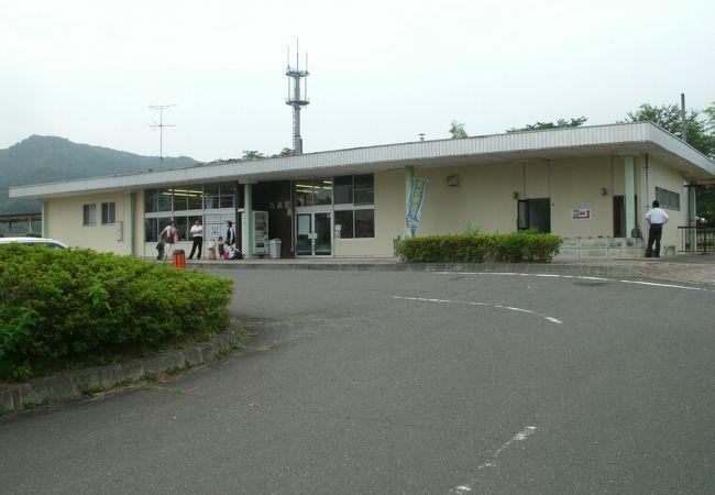 かつて終着駅でした