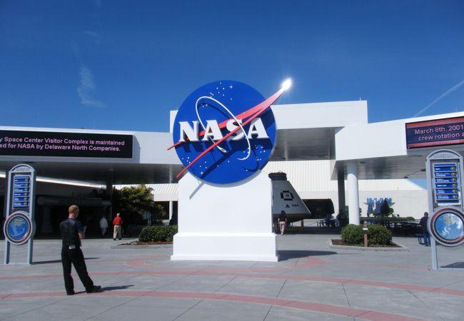 NASAのマークがかっこいい!