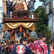 小江戸佐原 秋の大祭