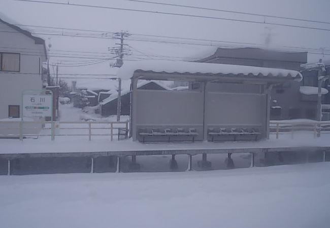石川駅 (JR)