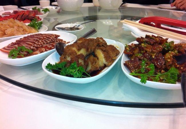 シャンハイ ワンダフル レストラン