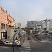 センター北駅は1998年(平成10年)「関東の駅百選」に選定され明るい素晴らしい駅です。