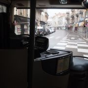 トラムとバスの共通券で1日4ユーロ