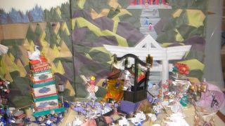 石川県郷土人間国宝館(御菓子城加賀藩文化村)