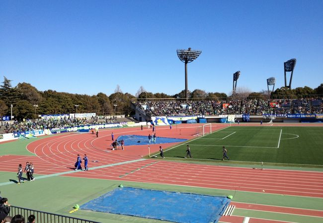 Shonan BMW スタジアム平塚 (平塚競技場)