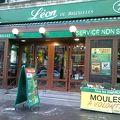 レオン ド ブリュッセル (シャンゼリゼ店)