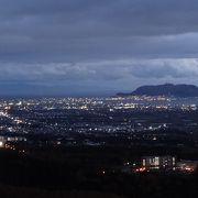 函館裏夜景