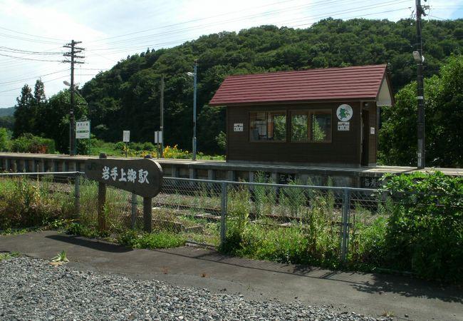 岩手上郷駅