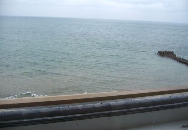 きれいな海 ホテルから