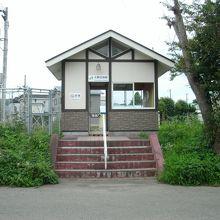 北野辺地駅