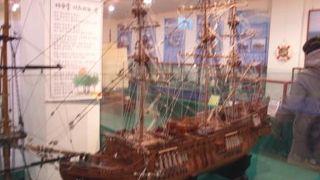 世界模型船舶展示館