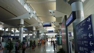純粋な空港