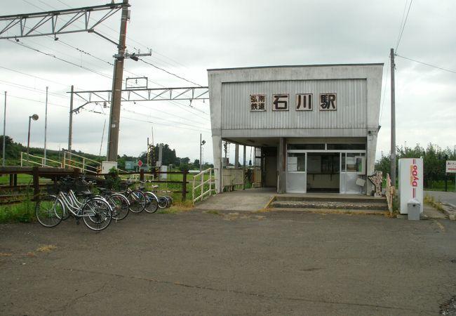 石川駅 (弘南鉄道)