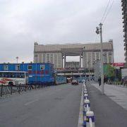 杭州鉄道中央駅