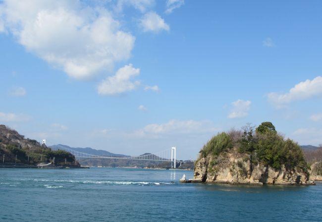 能島水軍の本拠地 鵜島・能島