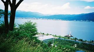諏訪湖サービスエリア