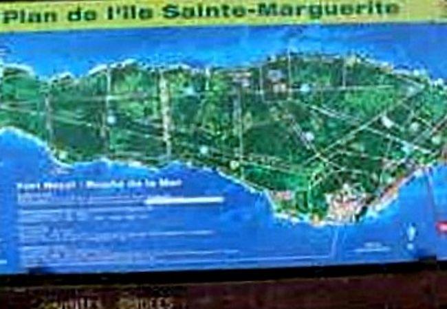 サント マルグリット島