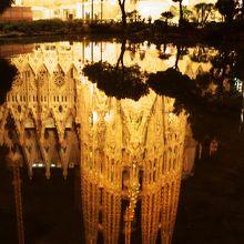 ガウディ広場