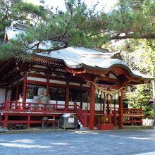 池宮神社 本殿