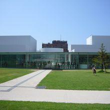 普通の美術館と全く違う