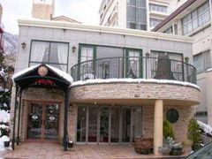 弥彦のホテル