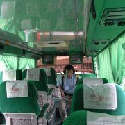 日本より高級な台湾のバス