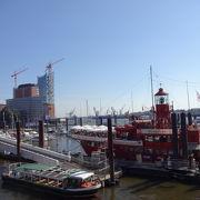 ドイツ最大の港