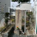 写真:与市兵衛の墓