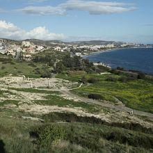 アクロポリスからの眺望