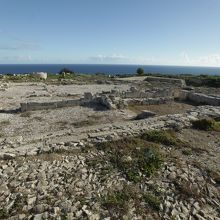アクロポリスの頂上