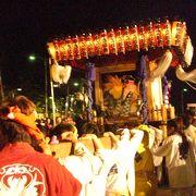 東北一の神輿の祭典