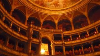 ハンガリー国立歌劇場 (オペラ座)