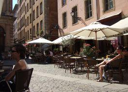 リヨンの旧市街 (ヴュー リヨン)