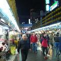 台湾風天ぷらの1号店や鼎邊坐など。ここでしか食べれないものがいっぱい!