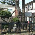 写真:六本松古戦場跡